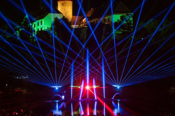 Lasershow Bad IBurg