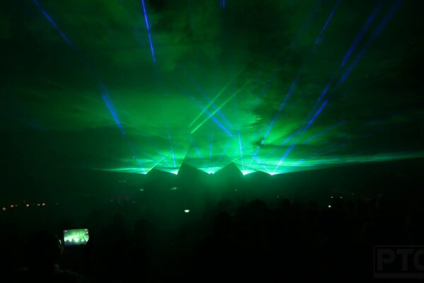 Lasershow Sommer Motion Days