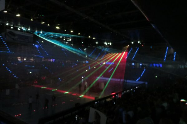 Probe Max Schmeling Halle